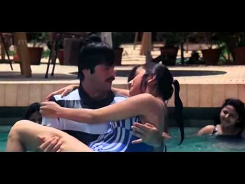 Madhuri Dixit & Mandakini In Swimsuit [hd-720p] - Tezaab