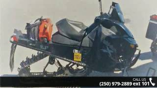 6. 2011 Ski-Doo Summit Everest 800R Power T.E.K. 154  - Bann...