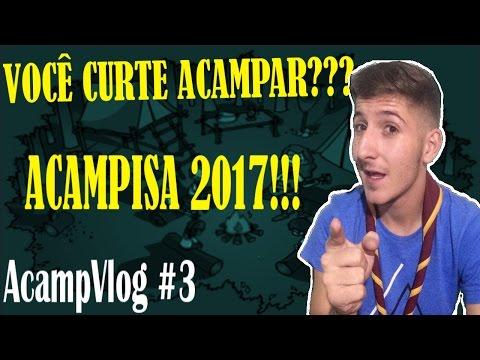 É BOM ACAMPAR? ACAMPISA!!!  AcampVlog#3