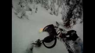 6. 2009 Ski doo Summit 154