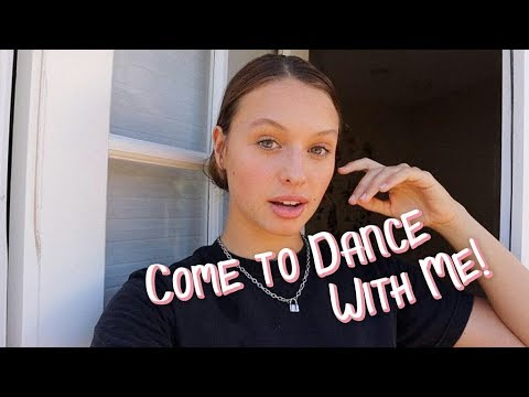 Come To Dance with Me! (dance convention, what I eat, outfits)