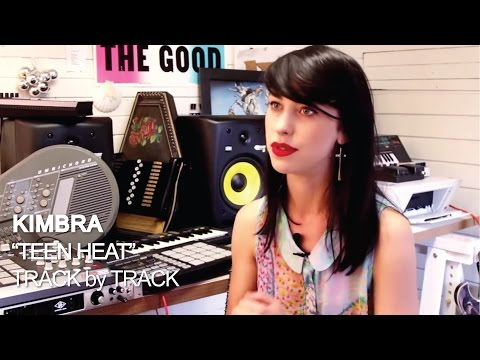 Kimbra - Teen Heat (Track by Track)