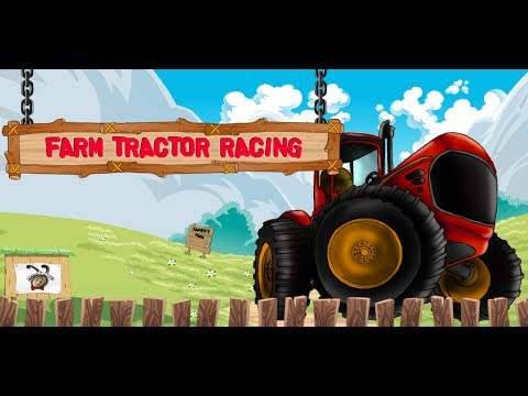 Video of Farm Tractor Racing