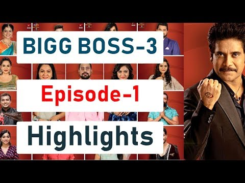 Download Bigg Boss 3 Telugu Contestants Final List Akkineni Nagarju