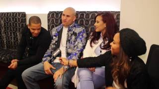 Peter Gunz Gives Update on Relationship with Tara, Amina's New Baby & More