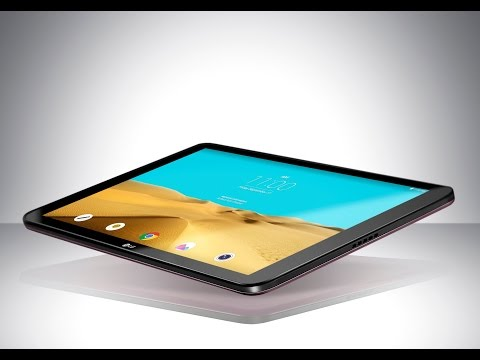 Reviewing the LG G Pad 10.1 X from AT&T