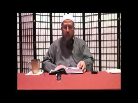 شرح معارج القبول شرح سلم الوصول للحكمي-٩