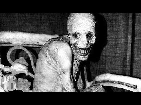 10 Creepiest Photos