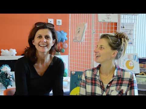 """Rencontre avec Jo Witek, auteur de l'album """"Allez au nid!"""""""