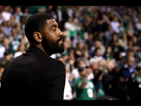 Kyrie Irving Texting Lebron After Game 2