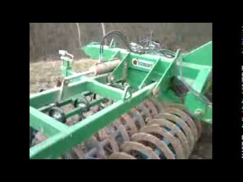 video de tracteur: fendt: john deere: casse.