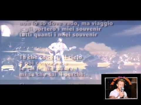 , title : 'Tu che conosci il cielo - Ligabue karaoke'