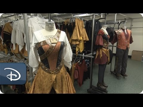 Creating Costumes for 'Mickey and the Magical Map' at Disneyland Park