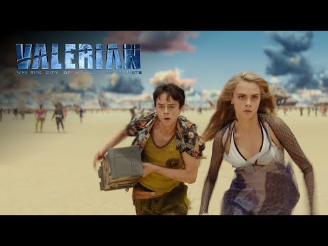 Valerian and the City of a Thousand Planets (TV Spot 'Fetch')
