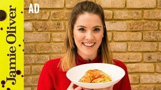 Sweet Chilli Salmon Stir-Fry | Katie Pix | Ad by Jamie Oliver