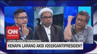 Video Kenapa Larang Aksi #2019GantiPresiden? - Debat Rocky Gerung & Ali Mochtar Ngabalin MP3, 3GP, MP4, WEBM, AVI, FLV Oktober 2018