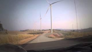 Khao Kho Thailand  city photo : Wind Turbine in Khao Kho - Thailand