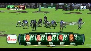 Ryan Swope vs Northwestern/Baylor (2011)