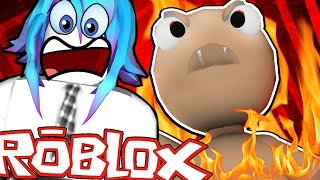ESCAPE THE EVIL BABY!! - Roblox Escape Map! by iBallisticSquid