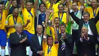 Video Brazil v. Spain - Futsal World Cup FINAL 2008 - HIGHLIGHTS MP3, 3GP, MP4, WEBM, AVI, FLV Juli 2017