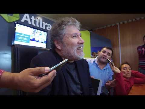 Héctor Luis Ponce conferencia prensa abierta