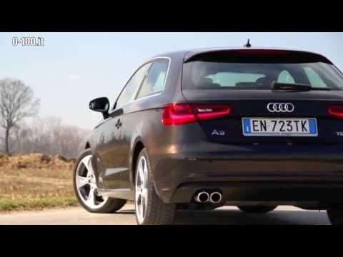0-100.it   Prova su strada: Audi A3 2.0 TDI 150 Cv Ambition