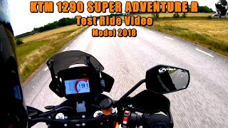 4. KTM 1290 Super Adventure R 2018 Test Ride and Specs