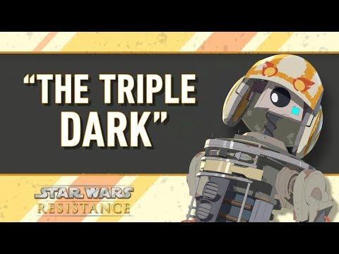 "Bucket's List #1.3: ""The Triple Dark"" | Star Wars Resistance"