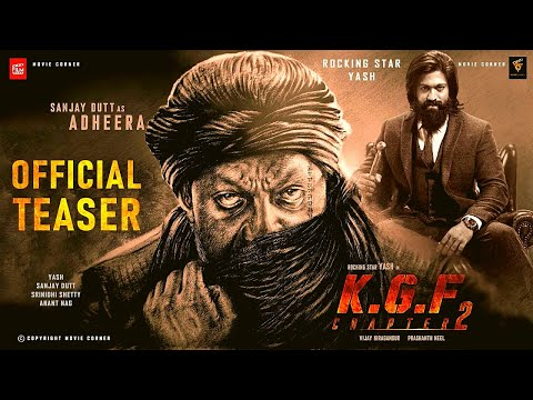 KGF Chapter 2, KGF 2, Sanjay Dutt, Yash, Prashant Neel, KGF 2 Hindi, KGF 2 Update, KGF 2 Movie,