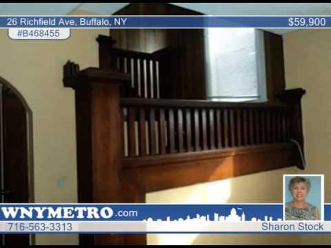 26 Richfield Ave  Buffalo, NY Homes for Sale | wnymetro.com