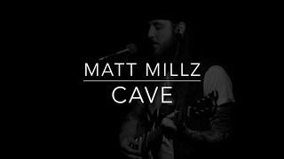 """Matt Millz performs a live version of """"Cave"""" as part of the Studio B Solo Sessions.Original Version: https://youtu.be/f5lqSlb5FucRecorded live at NYG ProductionsWritten and Recorded By: Matt Millz and Nygel AsselinVideo By: Nygel Asselinwww.mattmillz.bandcamp.comwww.mattmillz.com www.facebook.com/mattmillzmusicwww.twitter.com/mattmillzmusicwww.nygproductions.com www.facebook.com/nygsongswww.twitter.com/nygproductions"""
