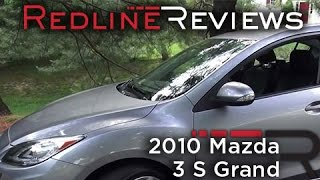 2010 Mazda 3 S Grand Touring Walkaround, Review, And Test Drive
