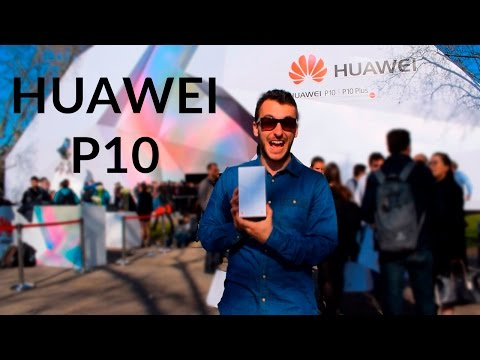 HUAWEI P10: UNBOXING Y PRIMERAS IMPRESIONES_Network device videos for IT admins. Best of the week