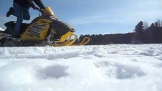 3. 2006 Ski Doo MXZ 800 Dynoport can