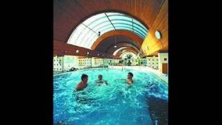 Harkany Hungary  City pictures : Thermal Bath in Harkány, Hungary, Europe