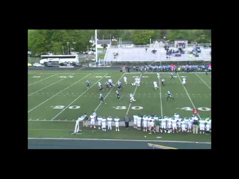 Northwood Football Highlights - NU 35, Tiffin 14
