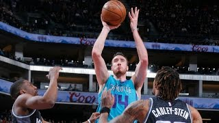 Frank Kaminsky's 23 Points Leads the Hornets to a Road Victory | 02.25.17 by NBA