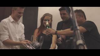 Video René Matlášek - Křest alba MEZI PRSTY, Centrum PANT, Ostrava, 13