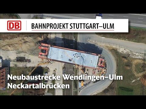 Neckartalbrücken Wendlingen