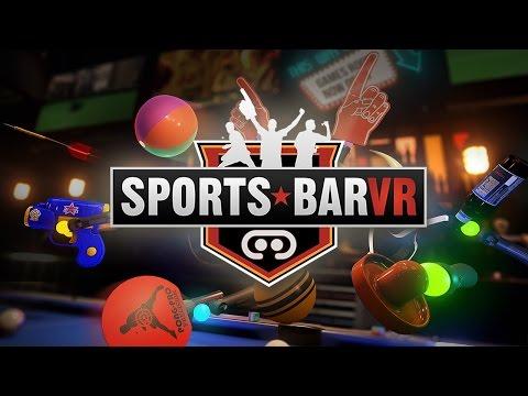 SportsBarVR - Bande-annonce du jeu PSVR