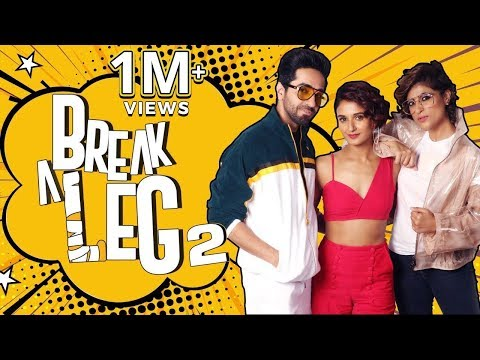 Break A Leg S02E02 - Temporary Contemporary | Ft. Ayushmann Khurrana & Tahira Kashyap | Shakti Mohan