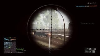 Just me playing some battlefield 4. I have some pretty nice footage here.