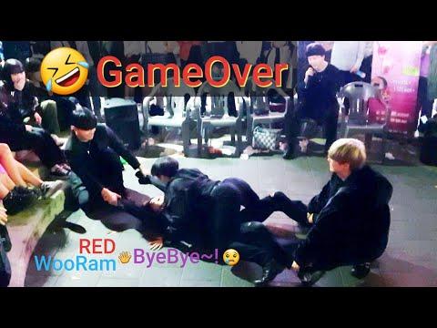 《HyunA_#RED》 20191021_215136 #KingdomS(킹덤즈) 현아#빨개요 홍대버스킹 #SnowHorse