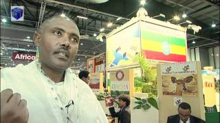 Ethiopia At The World Travel Market London 2011