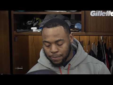 Video: Shaq Mason Discusses AFC Championship Matchup