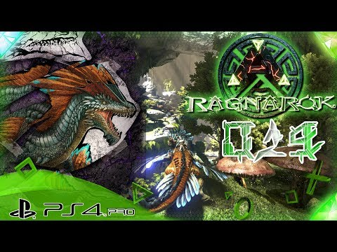 ARK Ragnarok PS4 🇩🇪 - Abberation Rock Drake - #029 Let´s Play ARK Survival Evolved PlayStation 4