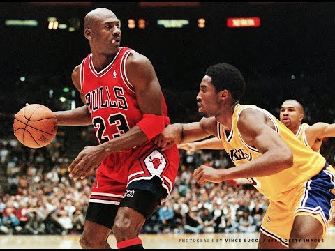 Michael Jordan Footwork Mixtape Vol.1