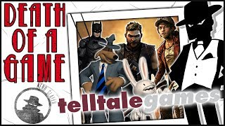 Video Death of a Game: Telltale Games MP3, 3GP, MP4, WEBM, AVI, FLV Oktober 2018