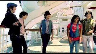 The Jonas Brothers LWP YouTube video