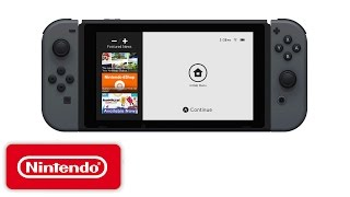 Nintendo Switch – News and eShop
